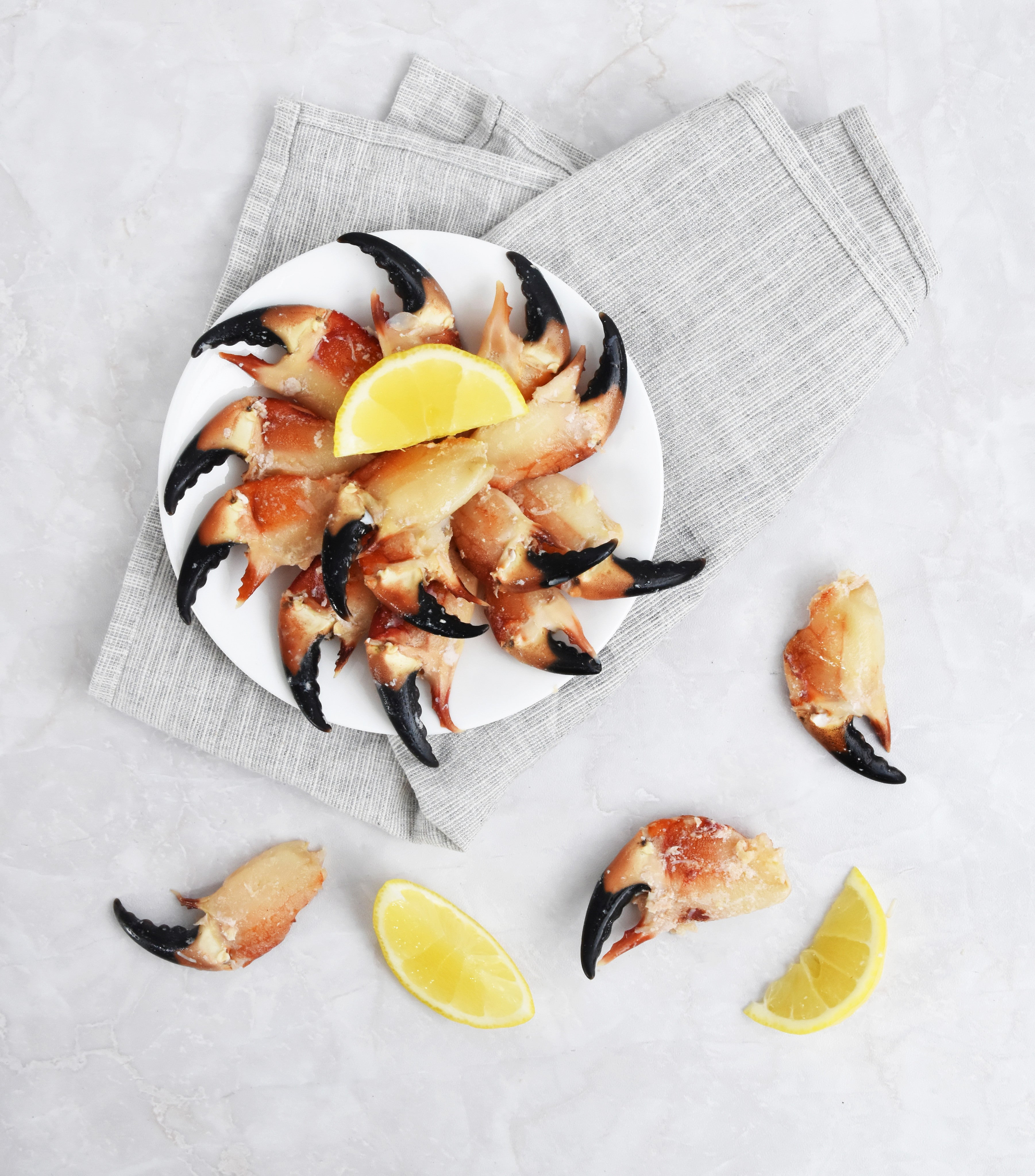 Sustainably Caught Devon Crab Claws