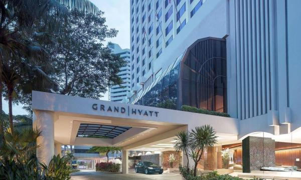 Singapore's Grand Hyatt - an Incredible Story of Recycling