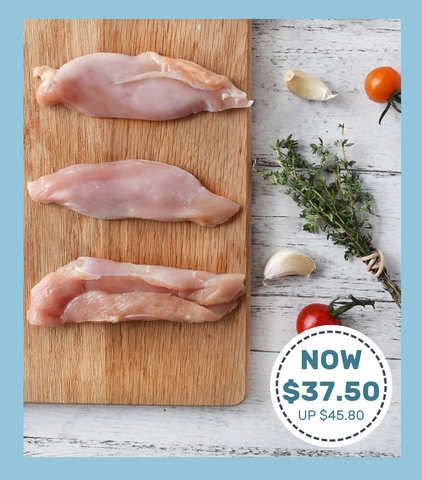 Sutton Hoo Free-Range Chicken Mini Fillets Bundle