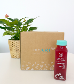 Cold Pressed Juice - Superberry Box