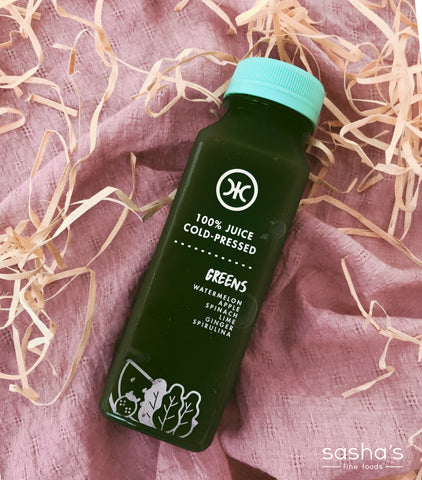 Cold Pressed Juice - Greens