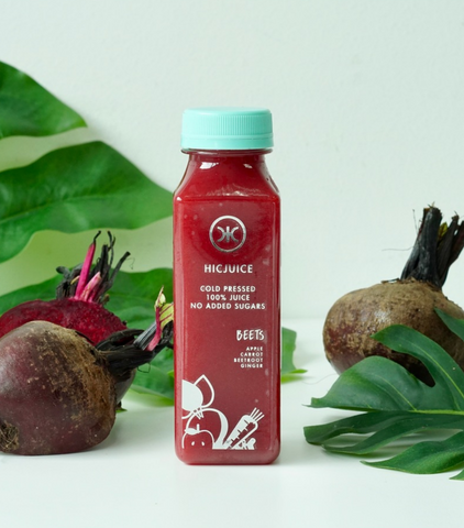 Cold Pressed Juice - Beets