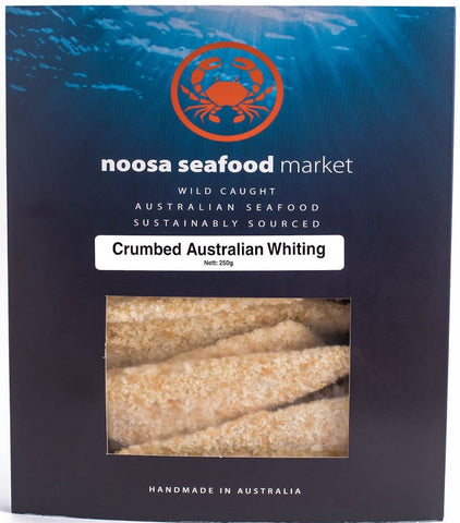 Australian Crumbed Whiting Fillets