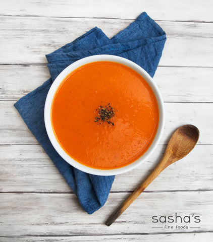 Our Very Own Cream of Tomato Soup
