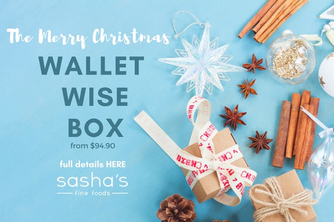 Christmas Wallet Wise Box