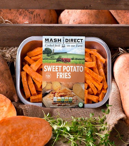 Mash Direct Sweet Potato Fries