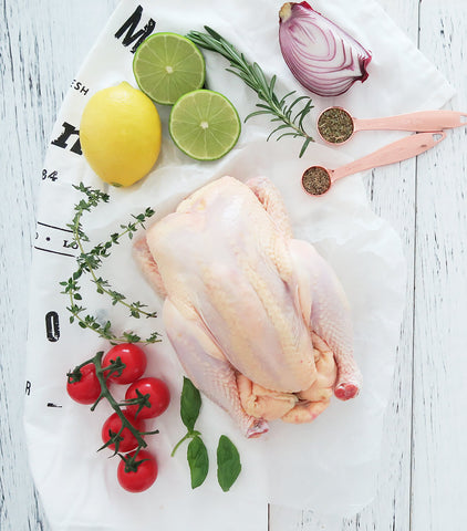 *Promo* Sutton Hoo British Free Range Whole Chicken 1.60kg-1.79kg