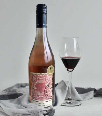 Organic Walnut Block Collectables Rosé