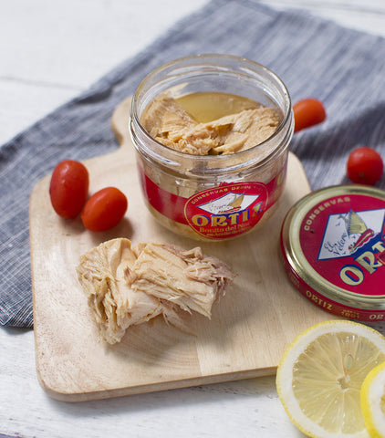 Ortiz Bonito Spanish Tuna in Olive Oil