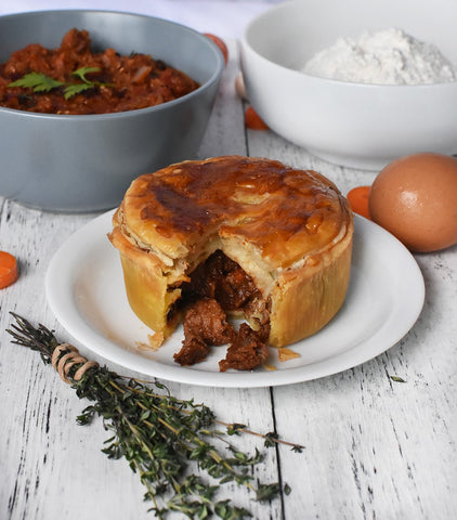 Our Very Own Delicious Homemade Beef & Guinness Pie