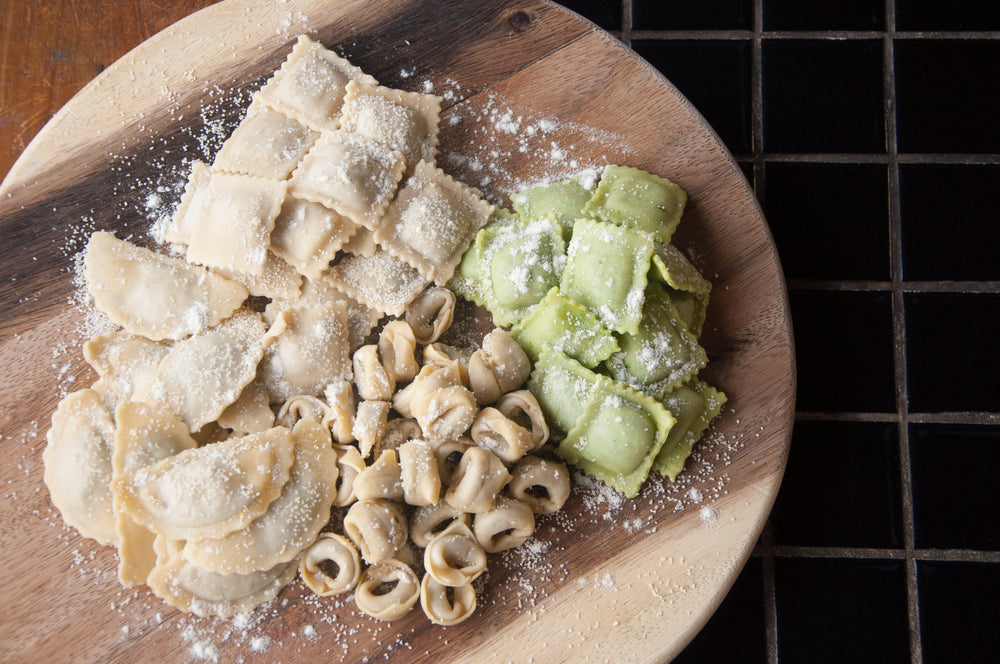 Load image into Gallery viewer, Our Very Own Spinach & Ricotta Ravioli