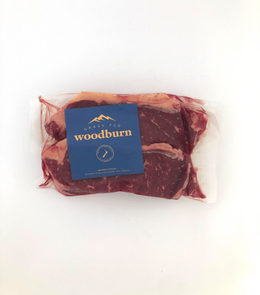 Woodburn New Zealand Grass-Fed Beef Striploin Steaks