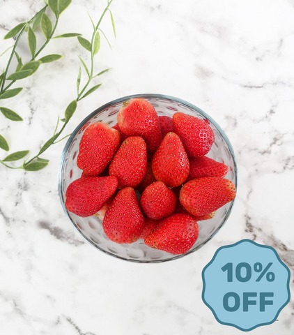 Speyfruit Frozen Strawberries (Twin Pack)