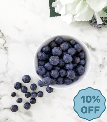 Speyfruit Frozen Blueberries (Twin Pack)