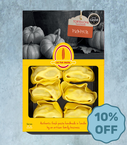 Pumpkin Tortelloni (Twin Pack)