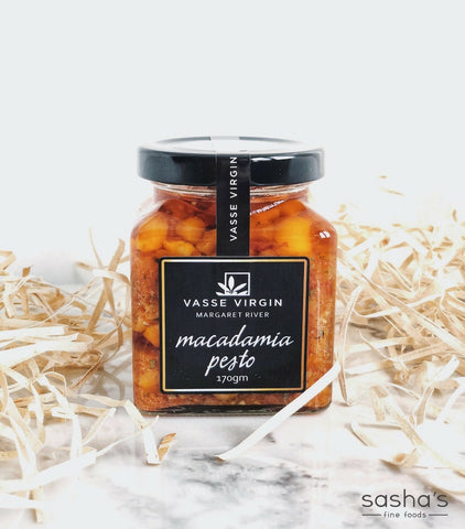 Vasse Virgin Macadamia Nut Pesto