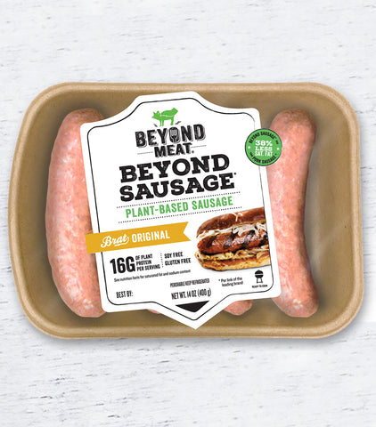 Beyond Meat Original Sausage