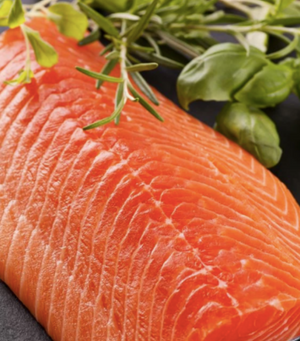 Load image into Gallery viewer, Mt. Cook Alphine NZ Salmon whole side skin-on, boneless and and un-portioned.