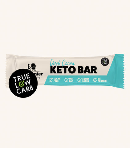 Dark Cocoa Keto Bar