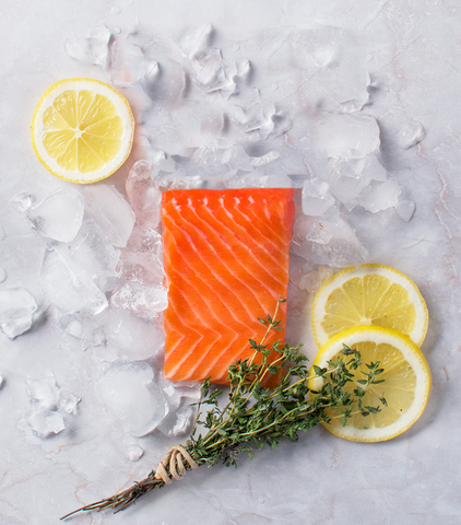 Mt. Cook Alpine New Zealand Salmon Individual Portion Skin-on