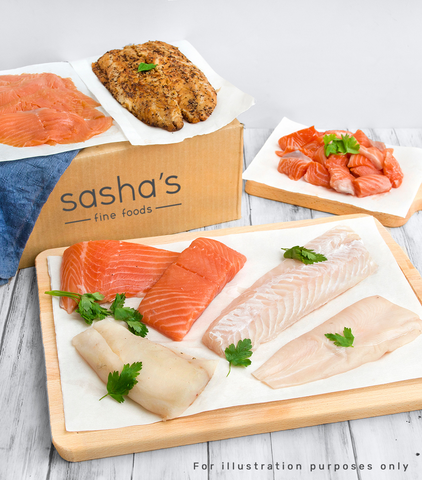 Sasha's Fish Box