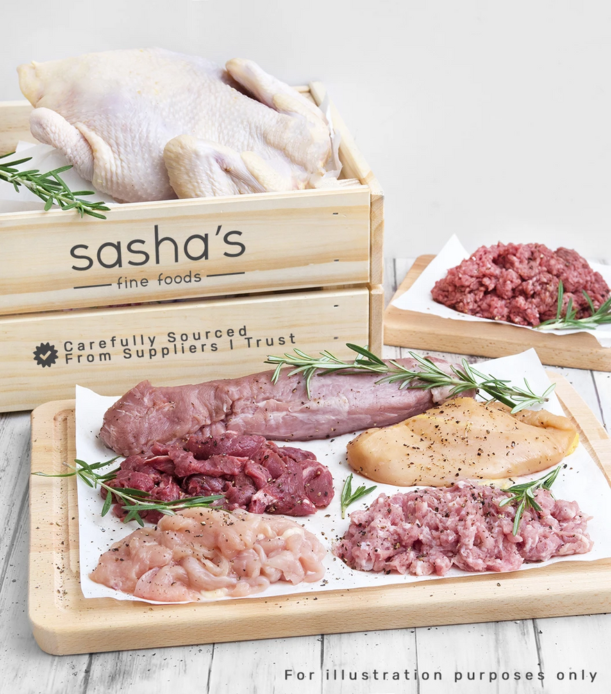 Sasha's Meat Box