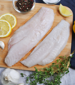 Load image into Gallery viewer, New Zealand Blue Cod Fillet