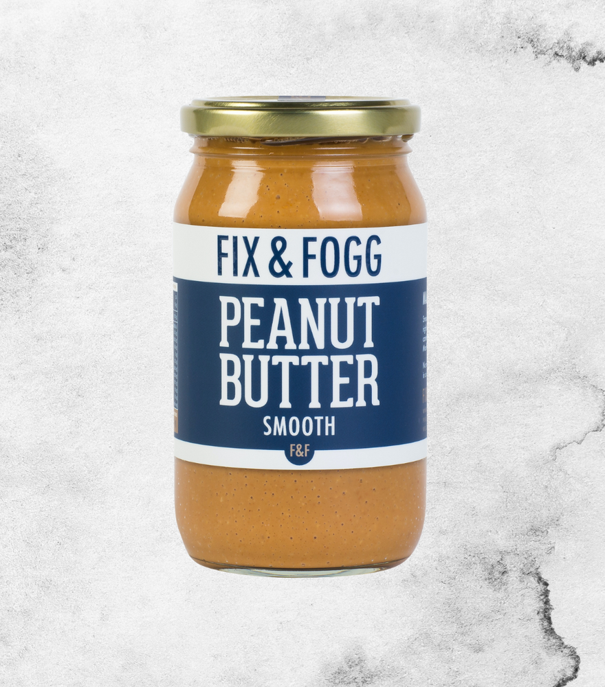 Fix & Fogg Smooth Peanut Butter
