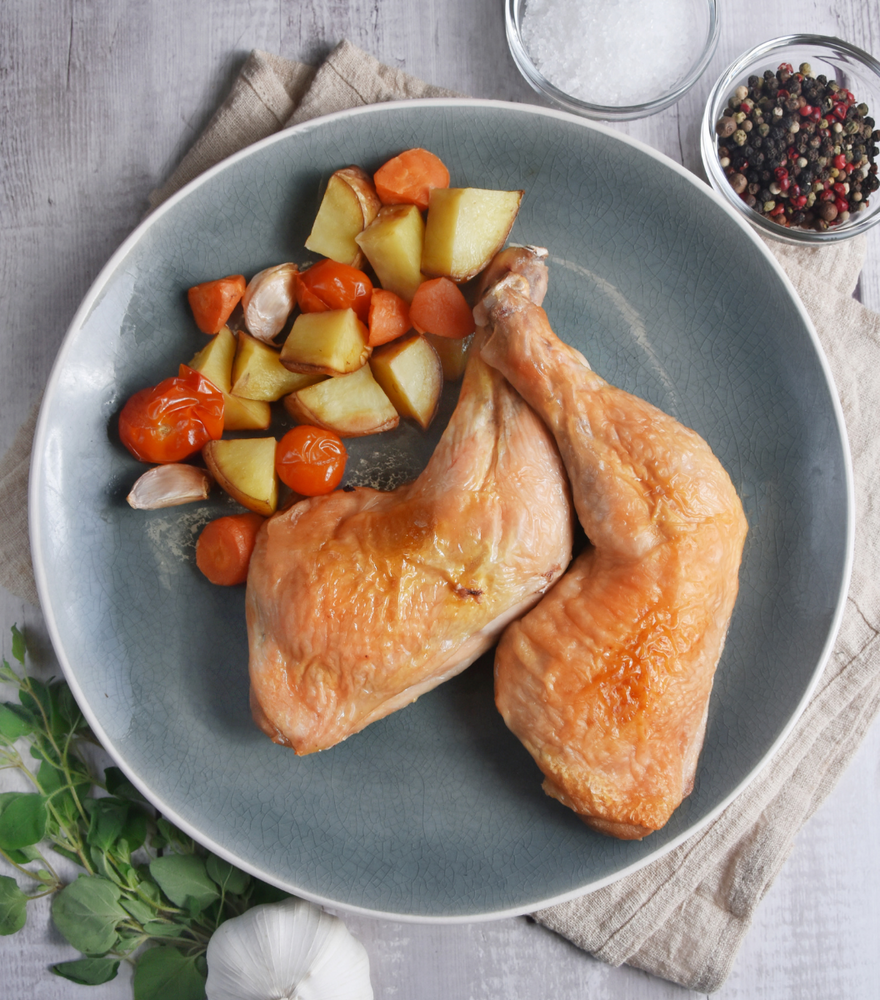 Fox River Australian Free-Range Whole Chicken Leg