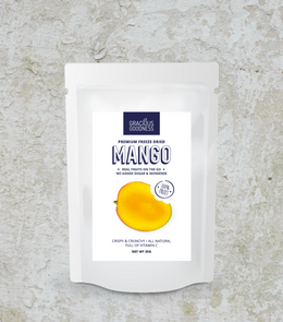 Freeze Dried Mangoes