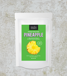 Freeze Dried Pineapples