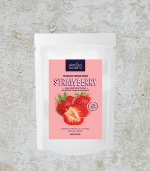 Load image into Gallery viewer, Freeze Dried Strawberries