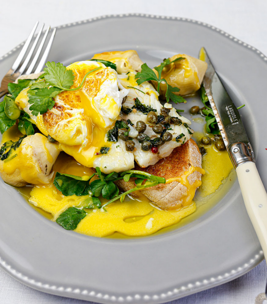 English Hake Fillet, Skin-On