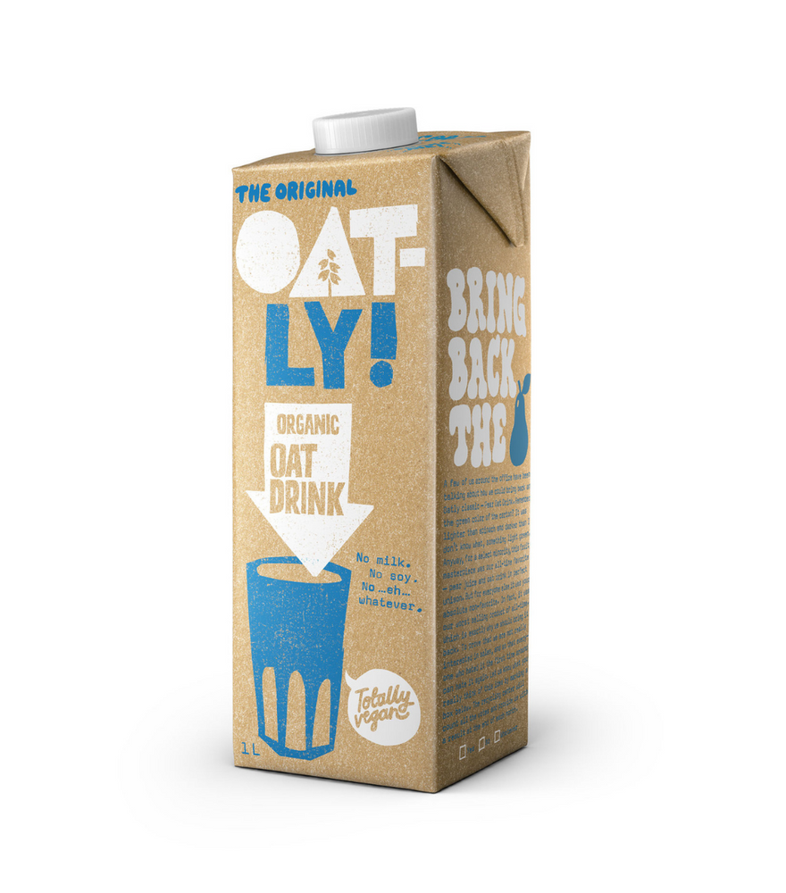 Oatly Oat Milk - Organic