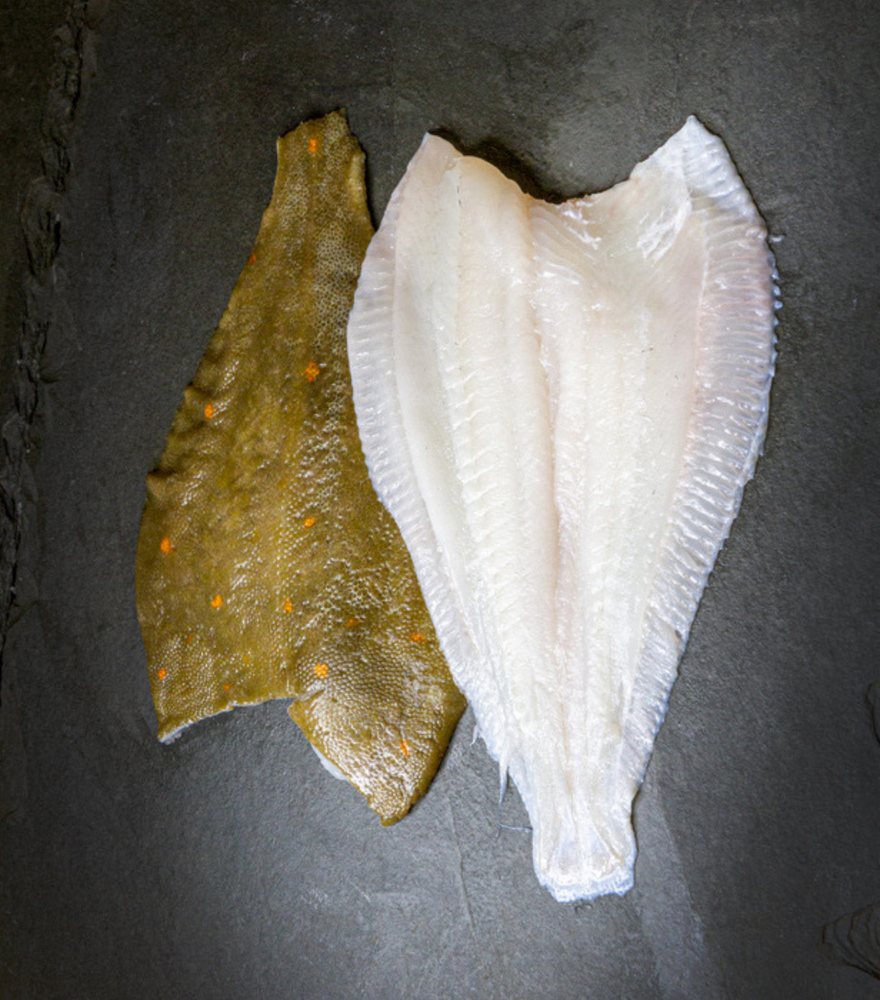 Load image into Gallery viewer, English Plaice Fillet, Skin-On