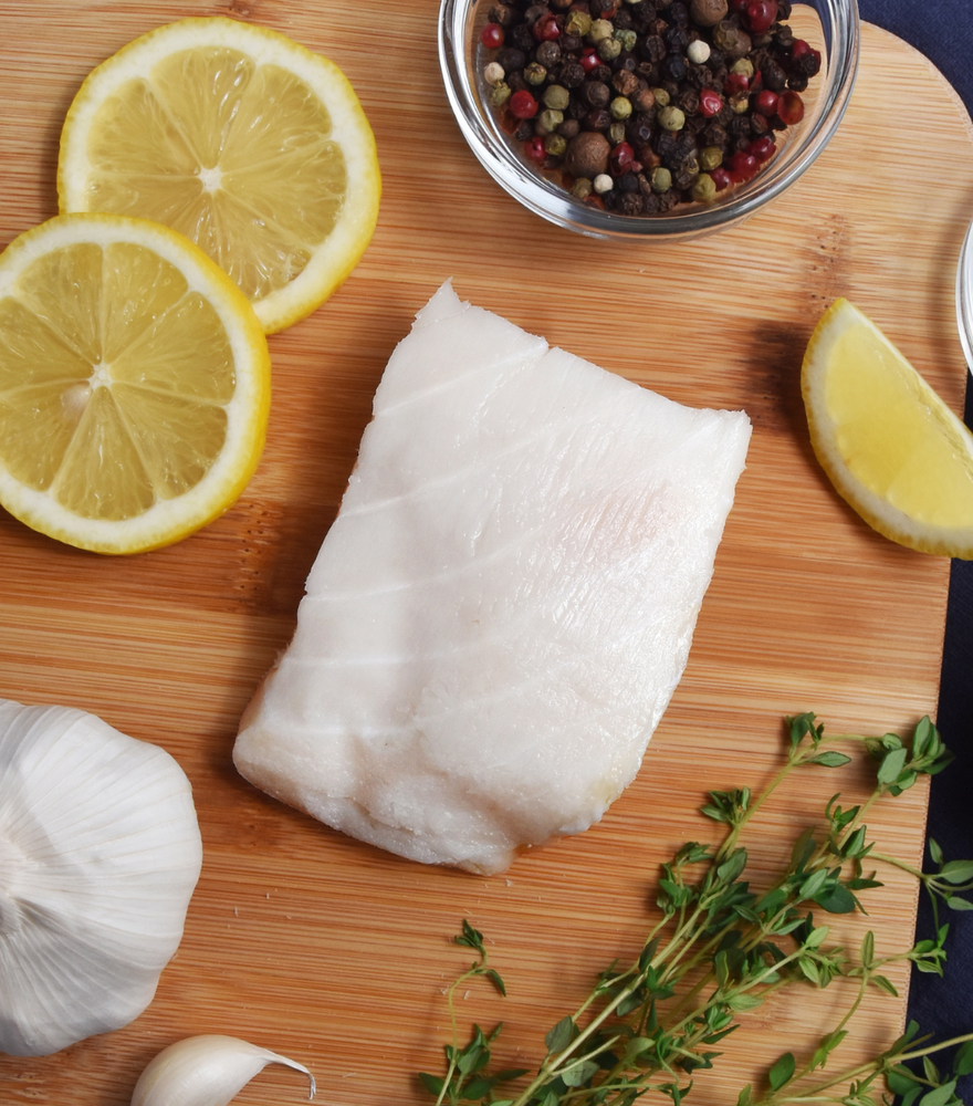 New Zealand Patagonian Toothfish - MSC Certified