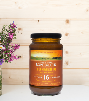 Load image into Gallery viewer, Beef Bone Broth Concentrate - Turmeric