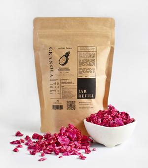 Load image into Gallery viewer, Sasha's Farms Strawberry & Dragonfruit Granola