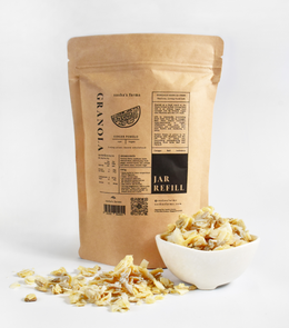 Sasha's Farms Ginger & Pomelo Granola