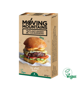 Moving Mountains Plant-Based Burger