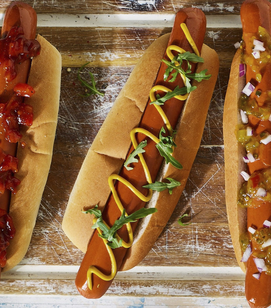 Moving Mountains Plant-Based Hot Dog