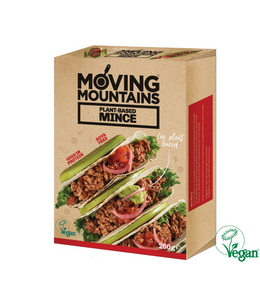 Moving Mountains Plant-Based Mince