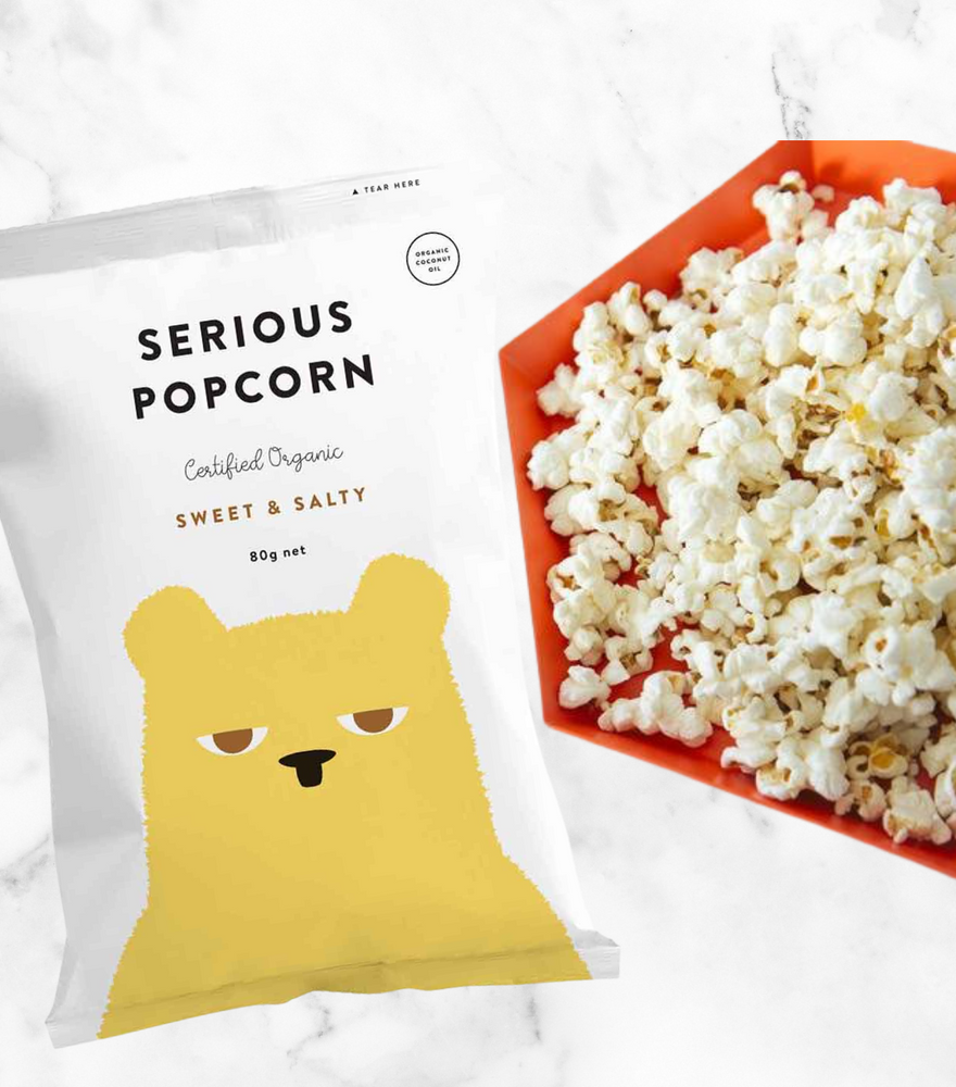 Serious Popcorn - Sweet And Salty