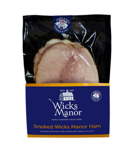 Wicks Manor English Sliced Ham