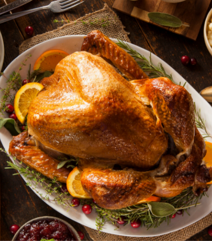 KellyBronze Free Range English Whole Turkey