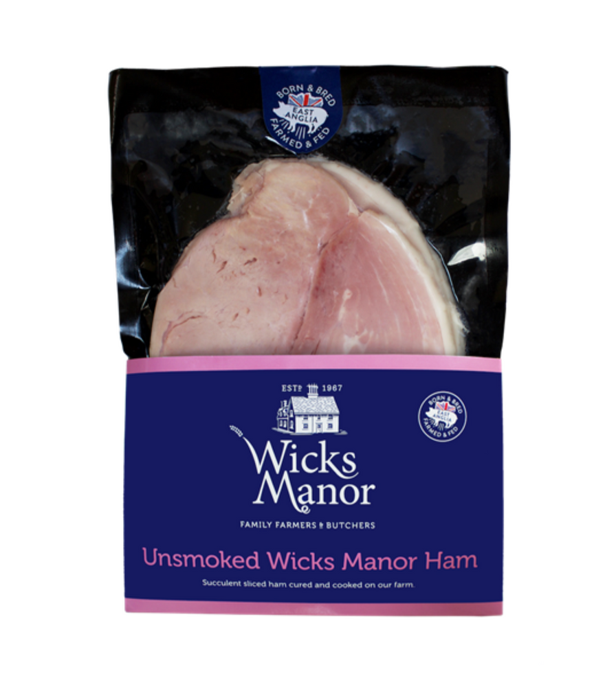 Load image into Gallery viewer, Wicks Manor English Sliced Ham