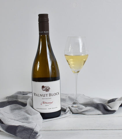 Organic Walnut Block Nut Cracker Chardonnay