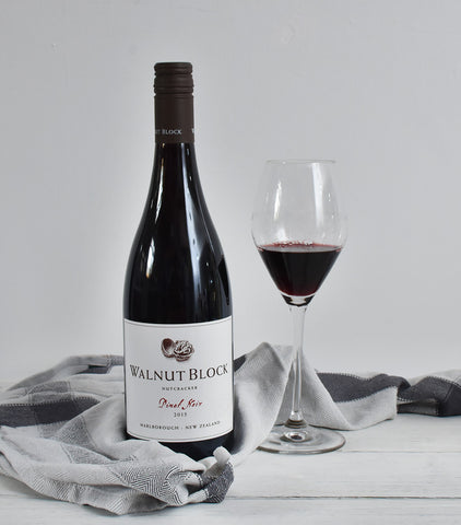 Organic Walnut Block Nut Cracker Pinot Noir