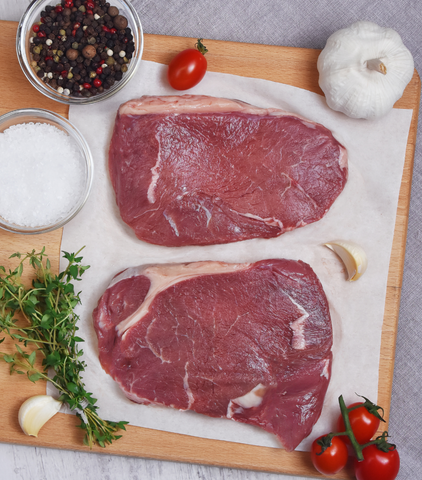 New Zealand Grass-fed Beef Rump Steak
