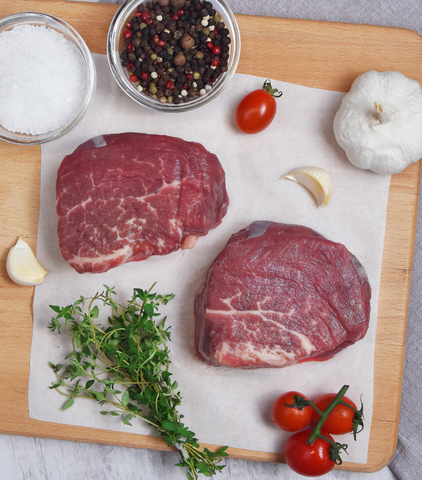 New Zealand Premium Angus Beef Tenderloin Steak